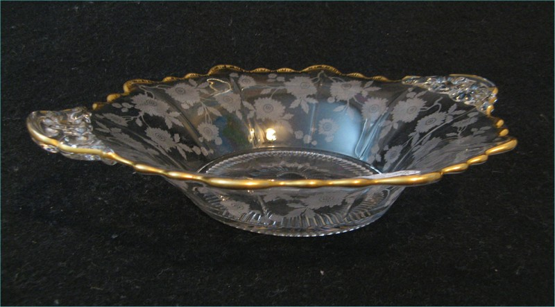 Our House Antiques Cambridge Glass Co Etched Patterns